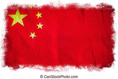 Čínská grunge