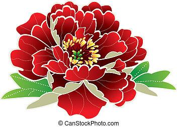 Čínská nová květina