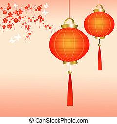 Čínské lucerny