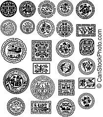 Čínský design