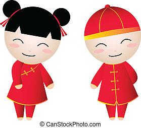 Čínskej kluk