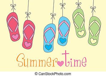 Čas na léto