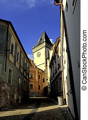 čech republika, buildings-