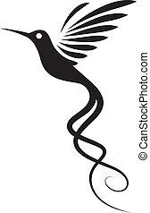 čepobití, kolibřík