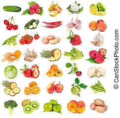 čerstvá zelenina, dát, dary