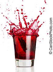 Červené nápoje