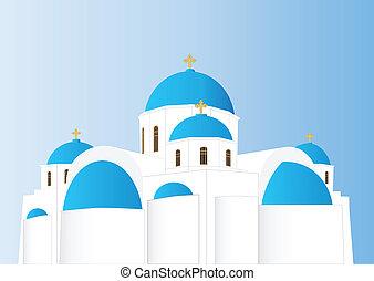 řečtina ortodoxní, církev