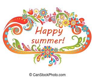Šťastné léto!