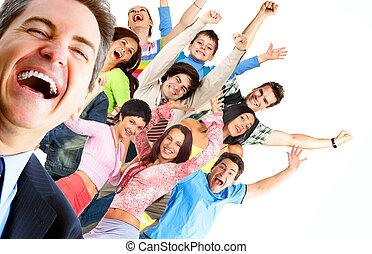 Šťastné lidi