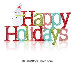Šťastné svátky