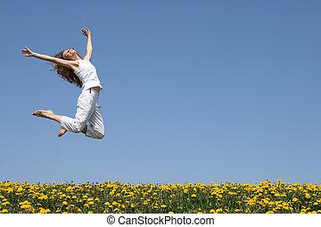 Šťastný skok