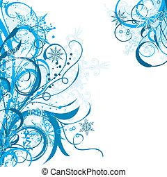 šablona, vektor, grafické pozadí, vánoce