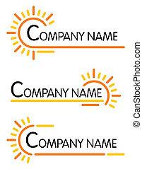 šablona, znak, korporační