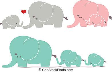 šikovný, slon