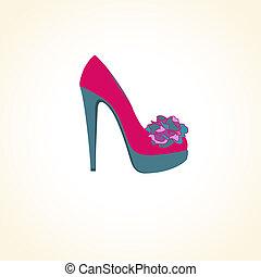 Ženská bota
