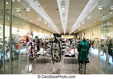 Ženy v obchodě