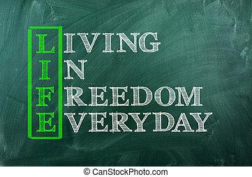 Životní svoboda