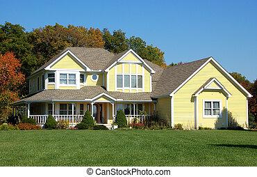 Žlutý dům