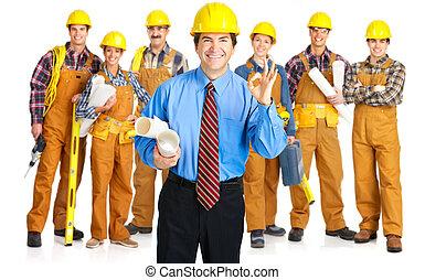 - Contractors