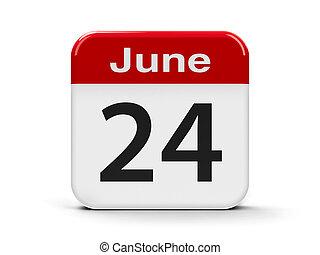 24. června