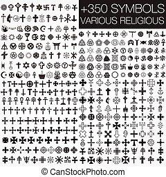 350 symbolů