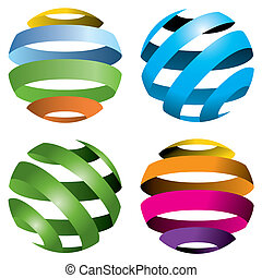4 vektorové glógy