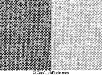 abstraktní, plachtoví, textured, prádlo, vector., látka, grafické pozadí.