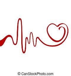 Abstraktní srdce