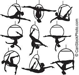 Aeriální akrobat