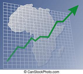 afrika, graf, up