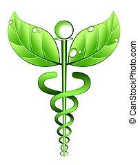 Alternativní medicínský symbol