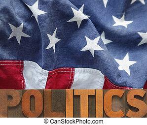 Americká politika