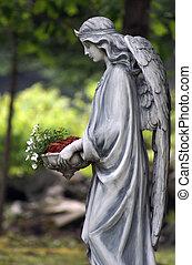 anděl socha