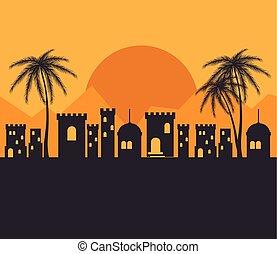 Arabská krajina