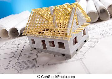 Architektura plánu a nástroje