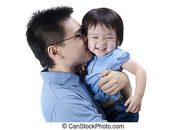 Asijský otec