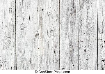Bílá struktura dřeva
