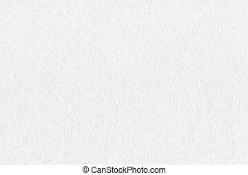 Bílé ručně vyrobené papírové pozadí