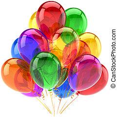 Balónové oslavy oslavy oslavy