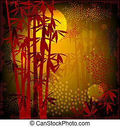 bamboo les