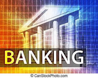 Bankovní ilustrace