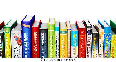 Barevné knihy