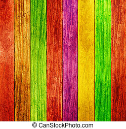 barva, dřevo, grafické pozadí