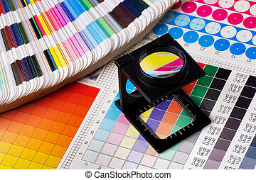 barva, management, dát