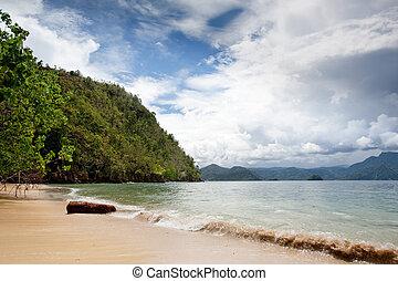 Beach ráj