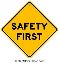 Bezpečný první symbol
