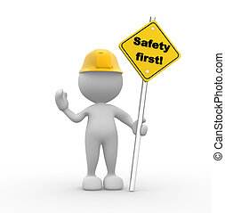 Bezpečnost především