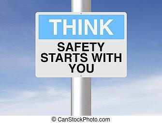 Bezpečnost začíná u vás