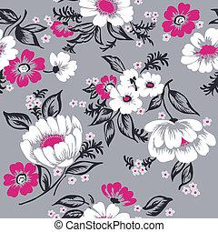 Bezplatné květinové plátno, krásné pro váš design a vektor