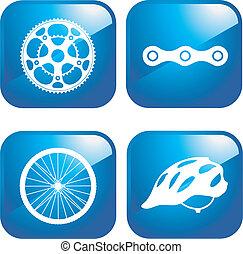 Bicyklační sada